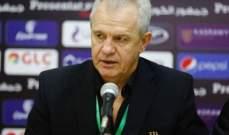 مدرب مصر : كنا الافضل امام تونس ونستحق الفوز