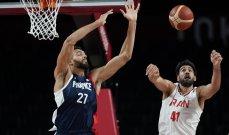 طوكيو 2020: منتخب فرنسا لكرة السلة بدون اي خسارة في دور المجموعات