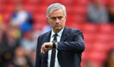 مورينيو غاضب من تاخر ادارة اليونايتد بتجديد عقود لاعبيه