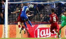 تقييم اداء لاعبي مباراة غنك - ليفربول