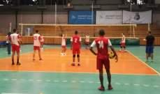 الكرة الطائرة: منتخب لبنان للناشئين  يواصل استعداداته للبطولة العربية