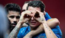 الاتلتيكو يعود بفوز مهم من موناكو وفوز متأخر لدورتموند امام بروج