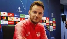 راكيتيتش: تركيزي فقط على البقاء مع برشلونة لسنوات عديدة