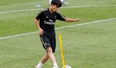 كوبو على اعتاب الرحيل عن ريال مدريد