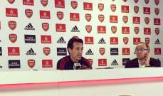 اوناي ايمري: آمل ان يشارك بيبي اساسيا امام ليفربول
