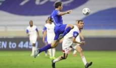 الدوري الاماراتي : الجولة 19 تخلط اوراق الصراع على اللقب