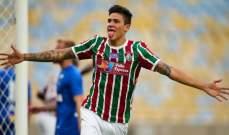 مهاجم منتخب البرازيل يصاب بقطع في الرباط الصليبي