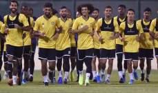 وديا..الامارات يواجه منتخب الدومينيكان في معسكر البحرين