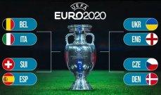ربع نهائي يورو 2020: مفاجآت مدوية ومنتخبات الصف الثاني اثبتت نفسها