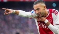 كلاسيكو هولندا : اياكس يسقط فينورد بثلاثية