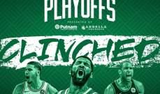 NBA: بوسطن والكليبرز ينضمان الى الفرق المتأهلة الى النهائيات