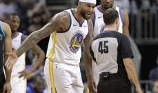 رابطة محترفي كرة السلة الاميركية تتجه لازالة الخطأ التقني على كوزينز