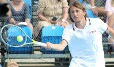مباراة خيرية: مودريتش يتفوق على بيريسيتش في التنس
