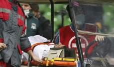 الكشف عن التشخيص النهائي لاصابة نجم اشبيلية اسكوديرو