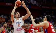 لاعب صربيا: نحن جميعا سعداء وراضون