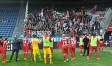 الاتحاد الاوروبي يعاقب نادي سيون السويسري
