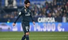 إيسكو جاهز لتغيير خطط الخروج من ريال مدريد