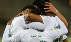 عبد الرحمن غريب: جاهز للمشاركة في أي وقت يحتاجني فيه الفريق