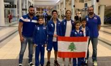 سباحة: بعثة نادي النجاح الى دبي