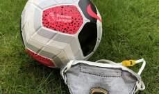 إصابة جديدة بفيروس كورونا في الدوري الإنكليزي الممتاز