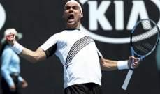 بطولة أستراليا المفتوحة: فونيني يتأهل للدور الرابع ويواجه ساندغرين