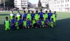 انطلاق بطولة كاس لبنان للبراعم لكرة القدم