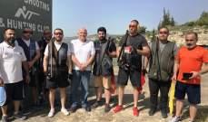 بطولة لبنان في التراب للفئة(أ) :لقب المرحلة الثانية لرجا الأشقر