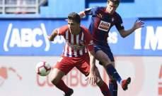 ريال مدريد يضع عينه على نجم اتلتيكو