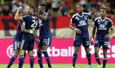 تقييم اداء لاعبي مباراة موناكو - ليون