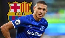 سيلفا يعلق على اهتمام برشلونة بـ ريتشارليسون