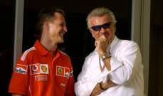 ويبر: عودة شوماخر للفورمولا 1 كانت فاشلة