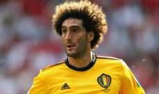 فيلايني محذرا انكلترا: لاعبو بلجيكا جاهزون للقتال