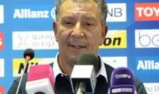 مدرب الجزيرة :سنخوض مباراة تراكتور بتشكيلة يغلب عليها الشباب