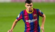 بيدري: اتمنى بقاء ميسي مع برشلونة