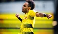 اوباميانغ : التفوق على ليفا في لقب أفضل هداف في الدوري أمر رائع