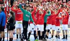 بطولة العالم لكرة اليد : مواجهات نارية في نصف النهائي