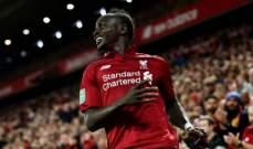 ليفربول يتوصل لاتفاق لتجديد عقد نجمه السنغالي