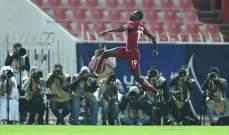 لاعب منتخب قطر : سنقدم افضل ما لدينا في بطولة اسيا