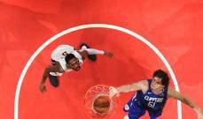 NBA : دنفر ناغتس يفوز على لوس انجليس كليبرز