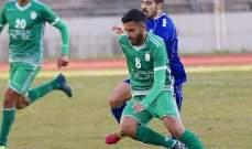 خاص:غازي حنيني: أتطلع للفوز بالألقاب مع الأنصار واحصل على الدعم من عبدالله ابو الزمع
