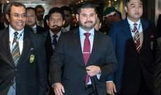 أمير ماليزي يثير التكهنات بشأن رغبته بشراء نادي فالنسيا