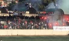 خاص: ابرز ردود الفعل عقب مباراة التضامن صور والنجمة