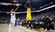 NBA:  خسارة جديدة لغولدن ستايت والكليبرز يعزز حظوظه