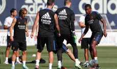 غيابات ريال مدريد عن ودية راينجرز