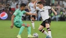 كاسيميرو: الفوز مستحق امام فالنسيا ولا تهمنا هوية المنافس في النهائي