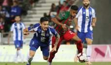 بورتو يبتعد في صدارة الدوري البرتغالي بعد الفوز على ماريتيمو