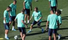 انباء سارة لـ ريال مدريد قبل موقعة كلوب بروج