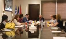 الاتحاد اللبناني يوقّع اتفاقية استضافة لبنان لبطولة غرب آسيا الأولى للشابات