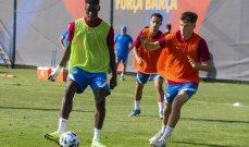 برشلونة يواصل تجاهل موريبا