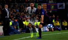 لينغليت يرغب بتسجيل هدفه الاول مع البرسا في مرمى ريال مدريد